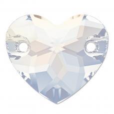3259 varrható szív white opal 12 mm