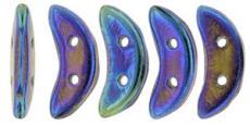 crescent gyöngy: kék írisz 20 db