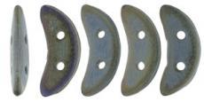 crescent gyöngy: matt írisz barna 20 db