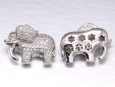 cirkonia elefánt köztes 1 db