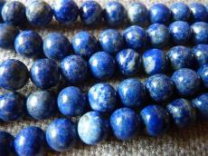 lápisz lazuli 8 mm/2 egy szál