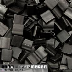 miyuki tila matt fekete kb. 2,5 g