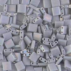 miyuki tila opaque cement grey matt AB kb. 2,5 g