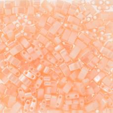 miyuki half tila pink pearl ceylon kb. 2,5 g