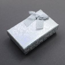 ajándékdoboz: ezüst