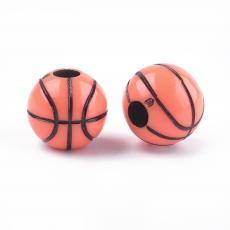 akril kosárlabda gyöngy