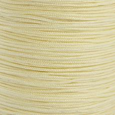 0,8 mm selyemzsinór 1 m krém