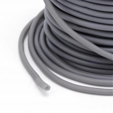 kaucsuk nyaklánc alap szürke 2 mm 1 m