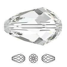 5500 csepp gyöngy crystal 12 mm