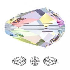 5500 csepp gyöngy crystal AB 12 mm
