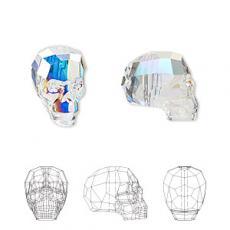 5750 koponya gyöngy crystal AB