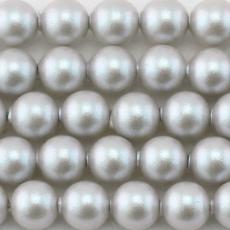 kristály tekla 6 mm: iridescent dove grey pearl