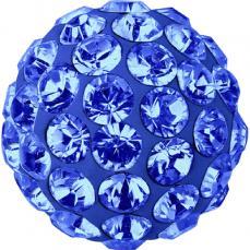 sw pavé gyöngy sapphire 8 mm
