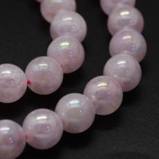 rózsakvarc-angyal aura kvarc 10 mm
