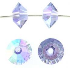 5305 slim gyöngy violet AB 5 mm