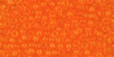 Toho 11/0 áttetsző narancs 10 g