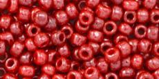 Toho 8/0 lüszteres telt cherry 10 g