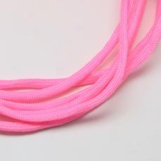 paracord zsinór 4 mm 1 m rózsaszín