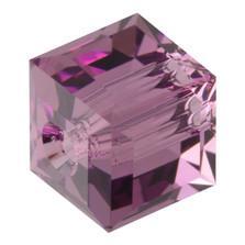 5601 kocka gyöngy 6 mm: iris