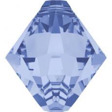 6 mm bicone függő light sapphire
