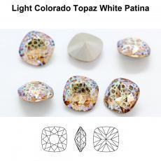 sw square light colorado topaz white patina 12 mm