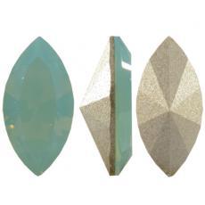 4228 Navette 15 x 7 mm pacific opal