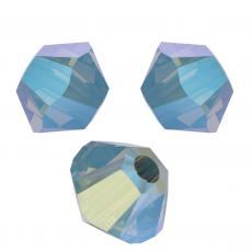 sw bicone 4 mm pacific opal shimmer 2x