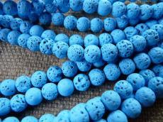 kék lávakő 6 mm szál