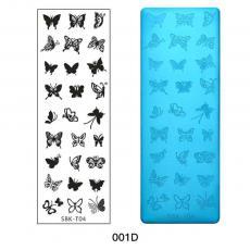 körömnyomda 04: pillangós