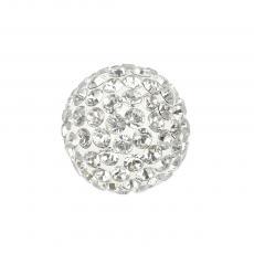 sw pavé gyöngy crystal 10 mm