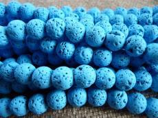 kék lávakő 8 mm szál