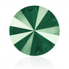 sw rivoli crystal royal green 14 mm