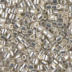 DBL0035 metallic galvanized silver 8/0 5 g