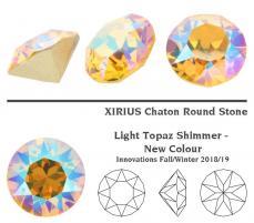 sw xirius chaton light topaz shimmer 6,2 mm