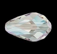 5500 csepp gyöngy crystal shimmer 2x 9 mm