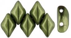 gemduo gyöngy: sueded gold fern 10 db