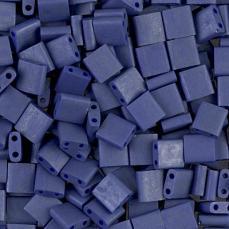 miyuki tila matted opaque cobalt luster kb. 2,5 g