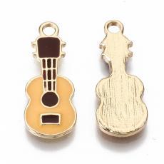 barna gitár medál