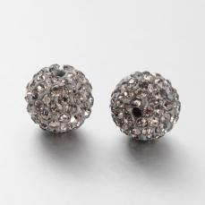 shamballa gyöngy black diamond PP11