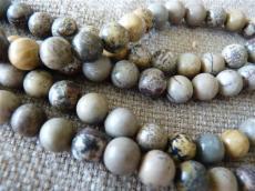 barna dendrites jáspis 8 mm szál