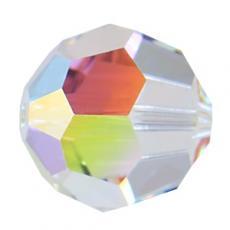 5000 sw gömb crystal AB 6 mm