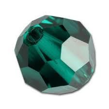 5000 sw gömb emerald 6 mm
