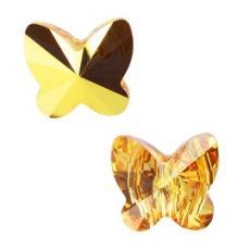 5754 pillangó metallic sunshine 8 mm