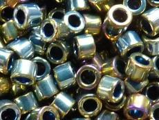 DB029 metál lila/arany irizáló 5 gr