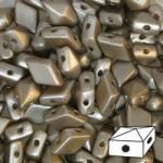 Diamonduo gyöngy: pastel tejeskávé 10 db