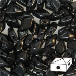 Diamonduo gyöngy: telt fekete 10 db