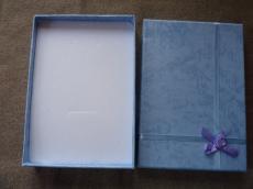 ajándékdoboz nagy: lila
