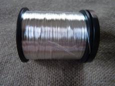 0,315-ös lágy réz drót ezüstözött 50 m