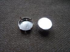 foglalat 18 mm ezüst
