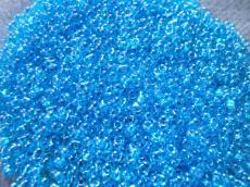masnigyöngy: türkizkék-hematit 10 g